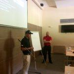 Viktor Gustavsson - seminář krátké hry na Kaskádě