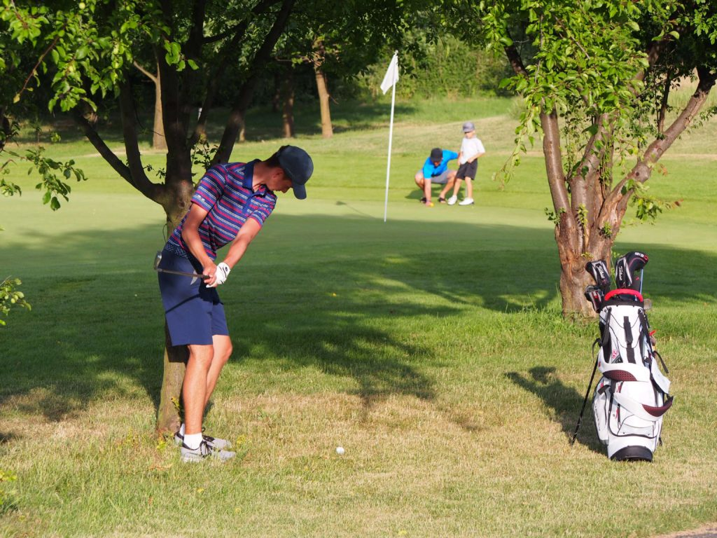 Junior Tour - David Heidler
