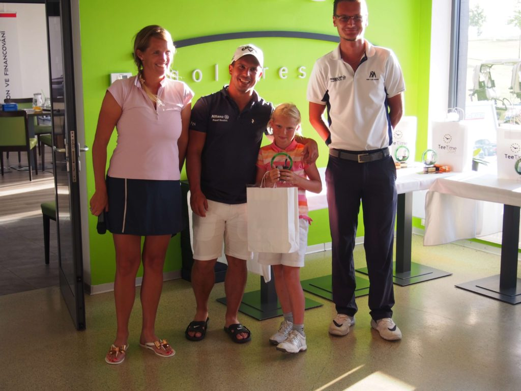 Junior Tour - Miriam Barcalová