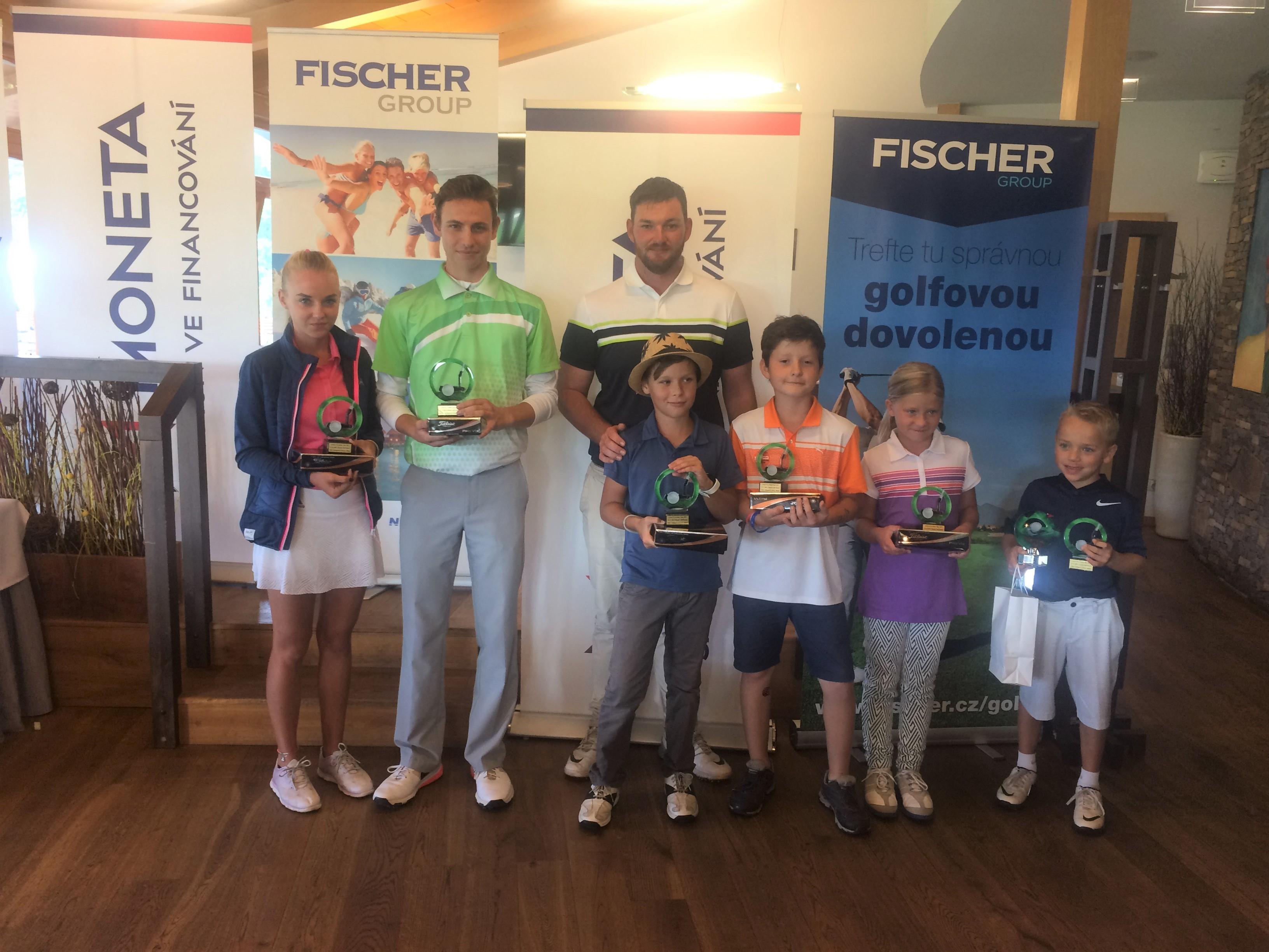 Nejlepší z nejlepších - vítězové Czech PGA Junior Tour v Ropici