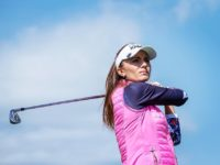 Klára Spilková na Ladies European Tour ve Španělsku, zdroj: Facebook @klaraspilkova